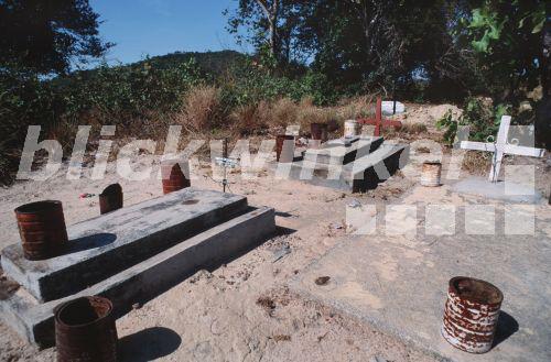 Indianerfriedhof