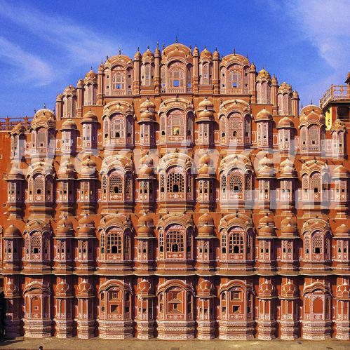blickwinkel palast der winde hawa mahal indien jaipur the palace of the winds hawa mahal. Black Bedroom Furniture Sets. Home Design Ideas