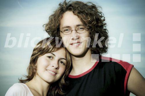 Junges Deutsches Paar