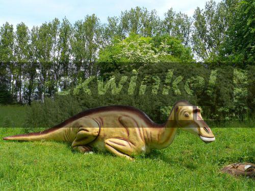 Entenschnabel Dinosaurier