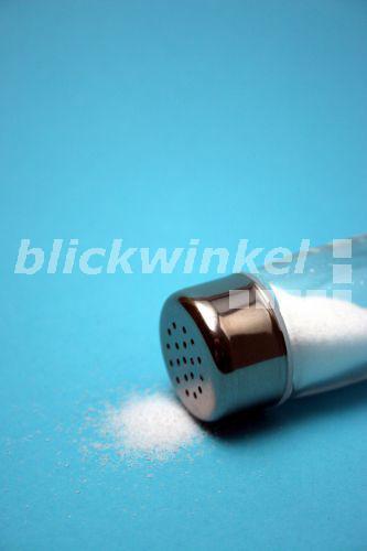 Salz Verschütten